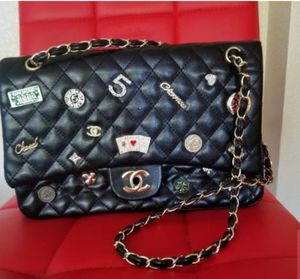 AUTHENTIC CHANEL LUCKY CHARM REISSUE BAG for Sale in Las Vegas, NV