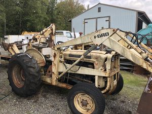 Ford 2000 industrial tractor for Sale in Enumclaw, WA