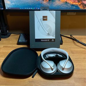 Bose NC 700 Gray Noise Cancelling Headphones for Sale in Portland, OR