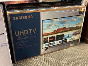 "NEW Samsung 50"" Ultra 4K UHD Smart TV for Sale in Norcross, GA"
