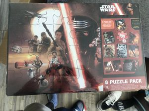 Star Wars puzzle game for Sale in Hawthorne, CA