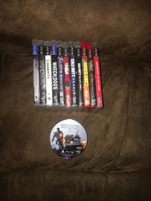 PS3 Games for Sale in New Lexington, OH