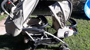 double stroller for Sale in Kingsburg, CA