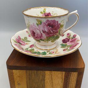 American Beauty Royal Albert Tea Cup for Sale in Huntington Beach, CA