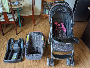 Graco Traveling System : Stroller + Car Seat for Sale in Charlotte, NC