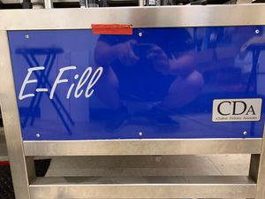 CDA E-Fill - Automatic filling, calling and labeling machine for Sale in Baldwin Park, CA