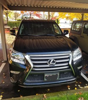 2015 Lexus GX 460 4D SPORT UTILITY for Sale in Vancouver, WA
