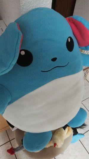 Rare Pokemon Marill pillow for Sale in San Antonio, TX
