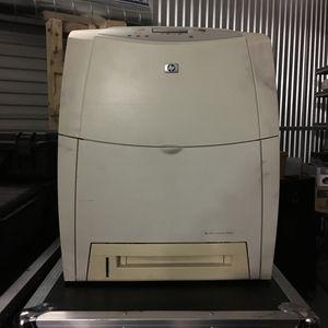 HP 4600 COLOR LASER JET PRINTER for Sale in Miami, FL