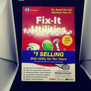 Fix it Utilities Professional for Sale in Florissant, MO