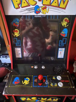 1 Up Arcade Game PAC MAN for Sale in Frederick,  MD