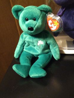 Rare! 1997 Erin The Beanie Babie Bear for Sale in Bothell,  WA