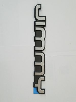 BRAND NEW GMC JIMMY NAMEPLATE for Sale in Santa Clarita, CA