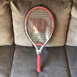 Wilson Roger Federer Tennis Racket for Sale in Tujunga, CA