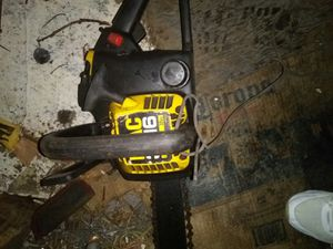 Gas chainsaw for Sale in Long Beach, CA