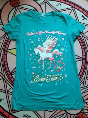 Sailor Moon Super S Shirt Viz Media Exclusive M Women's Size for Sale in Carson, CA
