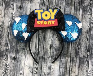 Sequin Toy Story Ears for Sale in Redlands, CA