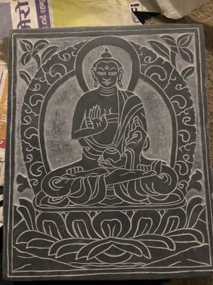 Stone paved Buddha for Sale in Silver Spring, MD