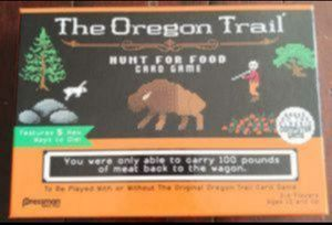 THE OREGON TRAIL HUNT FOR FOOD CARD GAME (TARGET EXCLUSIVE) ***SEE OTHER POSTS*** for Sale in El Cajon, CA
