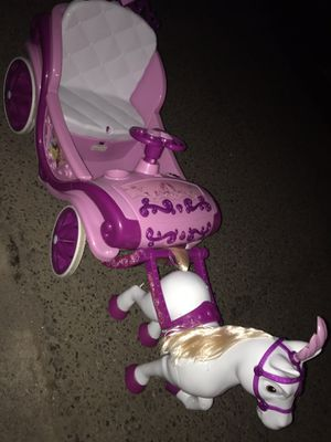 Princess carriage for Sale in Phoenix, AZ