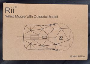 Ergonomic Wired Mouse - Brand New for Sale in Hudson, FL