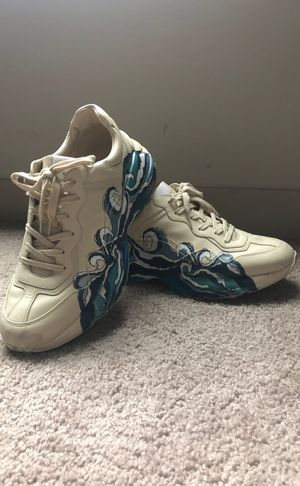 Gucci Rhyton Leather Wave Sneakers for Sale in Chandler, AZ