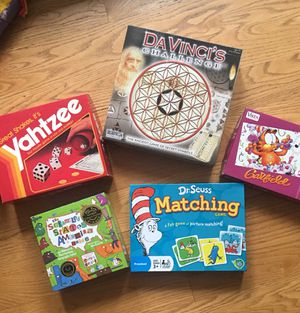 Set of games for Sale in Addison, IL