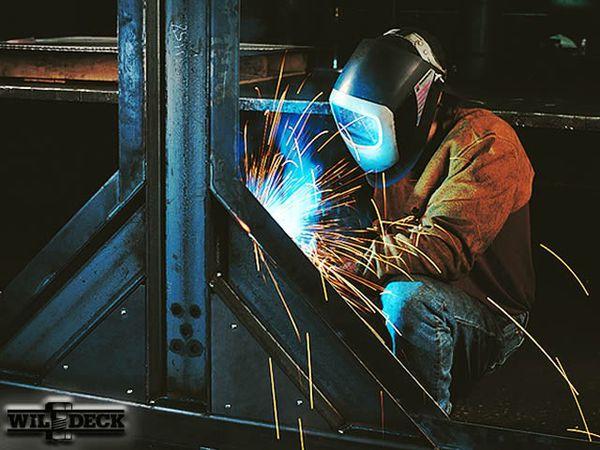 Soldador Welder welding soldo aron work fence fencing metal