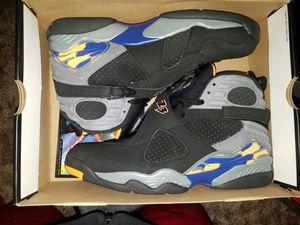 Ds NEVER WORN Jordan 8s size 11.5 for Sale in Seattle, WA