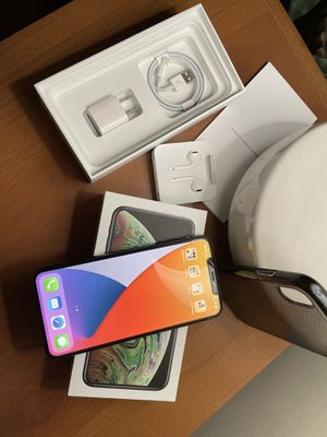 iPhone XS Max - 256 GB - Space Gray for Sale in Lafayette, CA