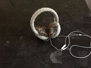 Earmuffs with headphones for Sale in Bridgeville, PA