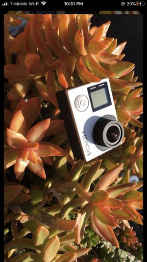 Go pro 4 silver edition for Sale in Inglewood, CA