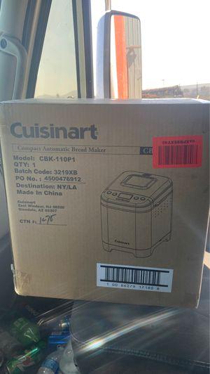 Cuisinart automatic Bread maker for Sale in Moreno Valley, CA