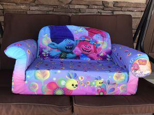 Dreamworks Trolls flip-open sofa for Sale in West Valley City, UT