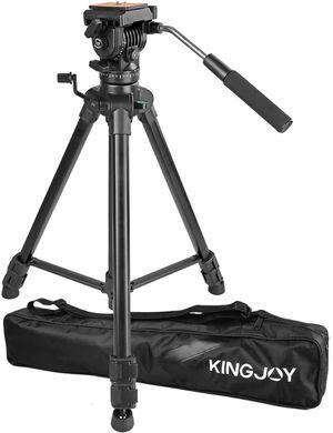 Kingjoy VT-1500 Tripod for Sale in Ontario, CA