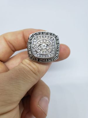 Chicago Bears ring from 1985 superbowl xx football jewelry for Sale in IND HEAD PARK, IL
