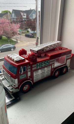 Hess toy fire truck (collectible) for Sale in Boston, MA
