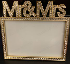 Mr & Mrs Picture Frame for Sale in Pittsburgh,  PA