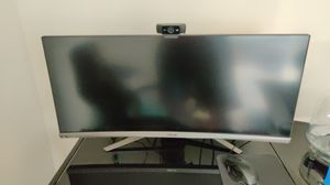 """ASUS ROG 34"""" Curved Monitor for Sale in Rural Hall, NC"""