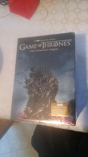 Game of Thrones Complete Series° New° complete series for Sale in Vancouver, WA