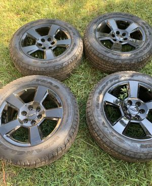 """20"""" wheels and tires for Sale in Corona, CA"""