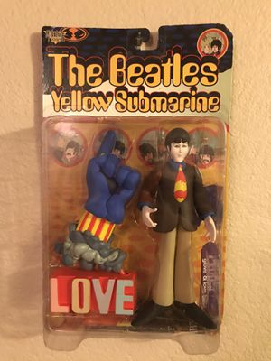 The Beatles The Yellow Submarine Action Figure for Sale in Fresno, CA