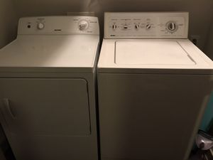Washer/Dryer Set - Great Condition for Sale in Dallas, TX