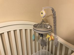 Baby crib music mobile for Sale in Plantation, FL
