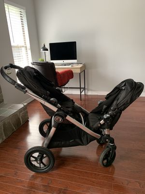 Baby Jogger City Select Double Stroller for Sale in Brandon, FL