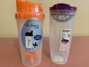 2 Blender Bottles - Brand New for Sale in Irvine, CA