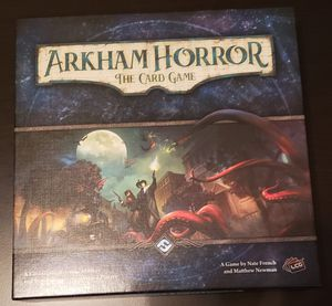 Arkham Horror the Card Game for Sale in Saint Petersburg, FL