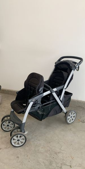 Chicco Double Stroller for Sale in Brea, CA