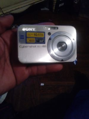 Sony camera 10.1 megapixels digital for Sale in Brooklyn, NY