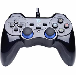 ZD-V+ USB Wired Gaming Controller Gamepad for PC/Laptop Computer(Windows XP/7/8/10) & PS3 & Android & Steam - [Black] for Sale in Springfield, VA